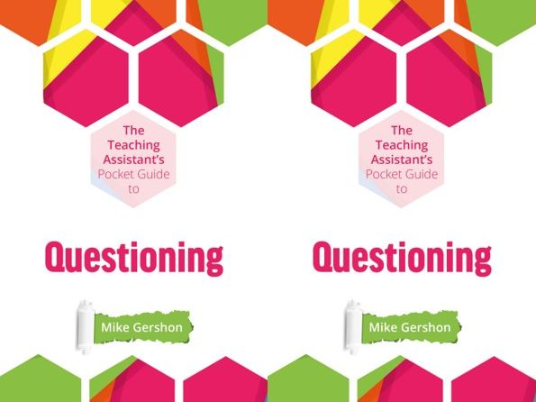 The TA's Pocket Guide to Questioning