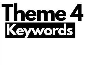 A-Level Business Theme 4 Keywords (Edexcel)