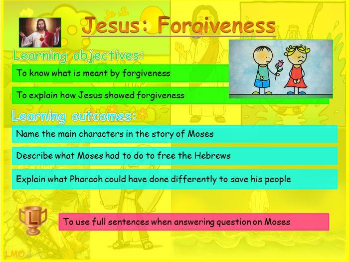 Abrahamic Religious Key Figures: Jesus