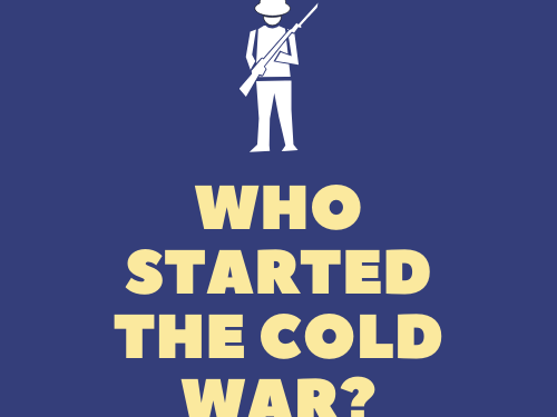 CAUSES OF THE COLD WAR PROJECT