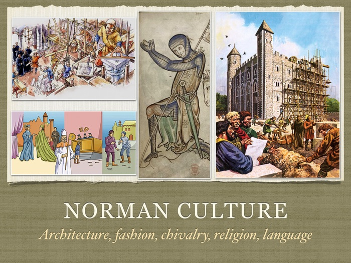 GCSE History Norman Culture in England