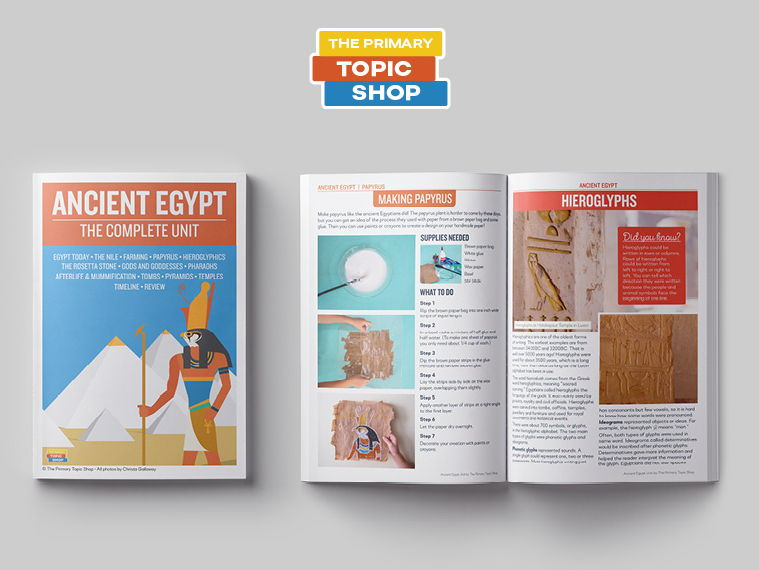 Ancient Egypt - The Complete Unit