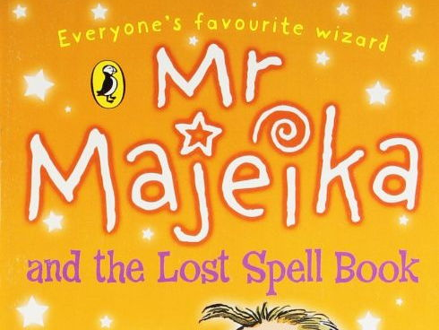 Mr Majeika and the Lost Spell Book Humphrey Carpenter Reading Comprehension Full Book Powerpoint