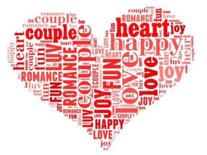 Describing Love - Imagery