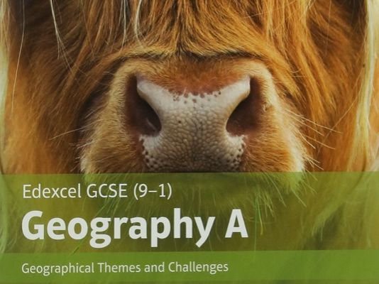 GCSE Geography Edexcel A - Changing Landscapes of the UK