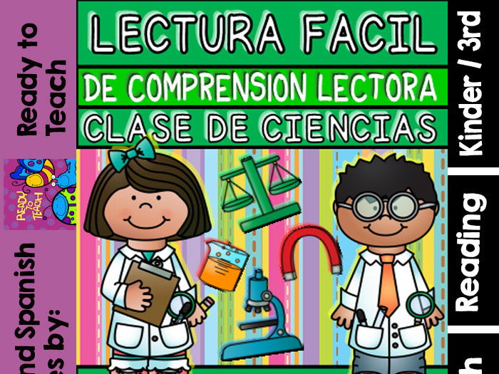 Ready to Teach English & Spanish's Shop - Teaching Resources