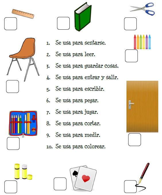 Early years Spanish resources