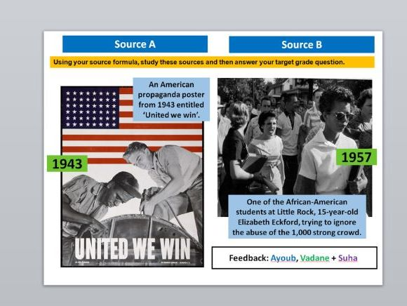 US Civil Rights Movement: An Introduction (AQA Opportunity and Inequality)