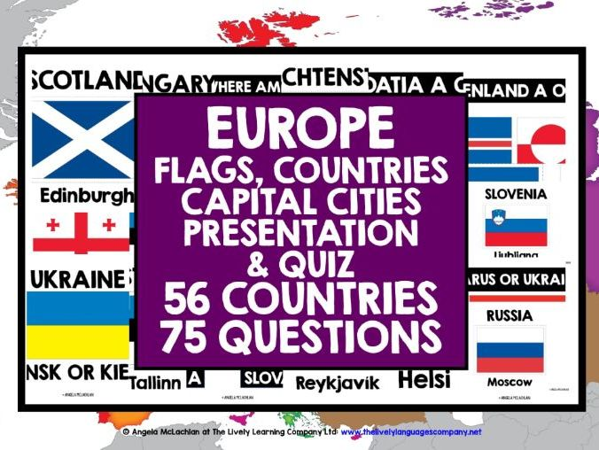 EUROPEAN DAY OF LANGUAGES PRESENTATION & QUIZ