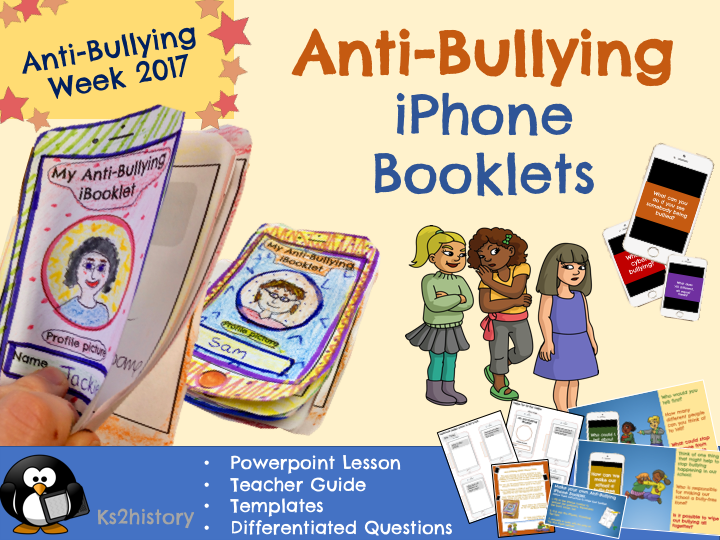 Anti - Bullying Activity (Antibullying Week)