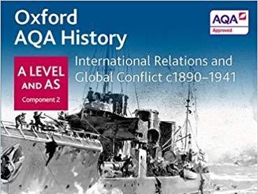 Tensions c.1900 Essay (Level 5) - AQA A Level History Component 2K: International Relations