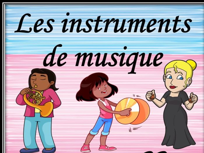 Music in French. Bundle.