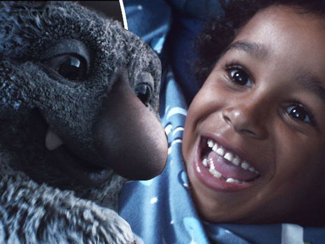 English / Literacy Recount - Moz the Monster (John Lewis Christmas Advert 2017)