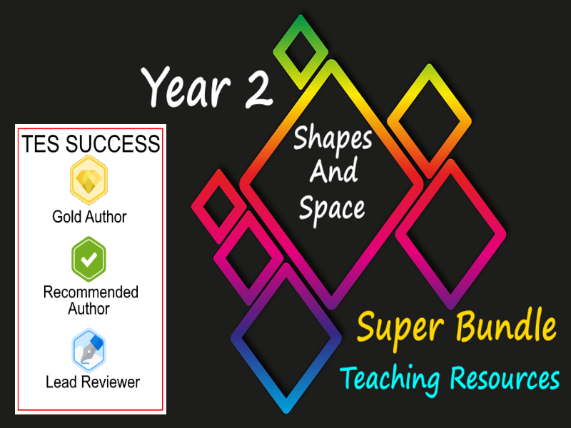 Year 2 Shape and Space Bundle