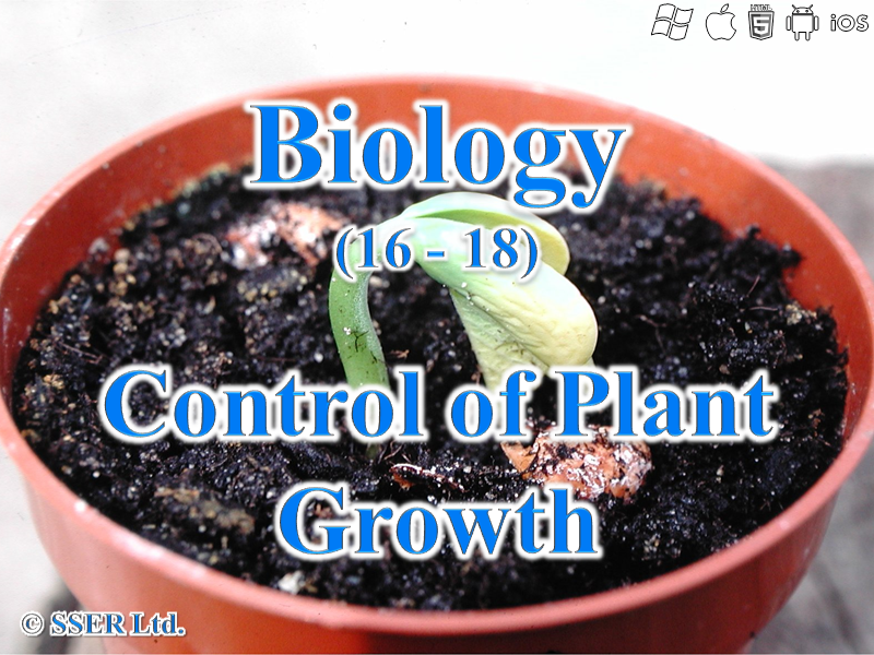 9.3 Chemical Control In Plants