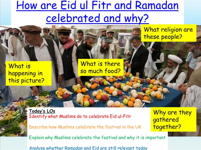 Ramadan + Eid