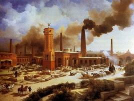New Inventions of the Industrial Revolution