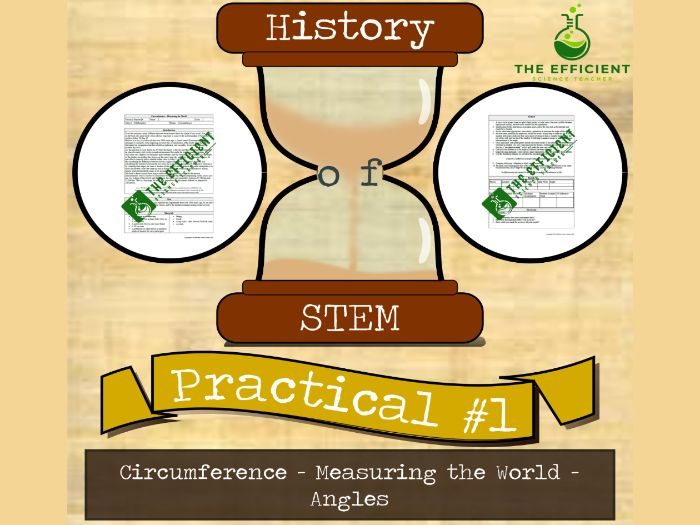 Measuring the World - History of STEM Practicals