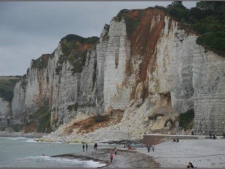 Coastal weathering and erosion