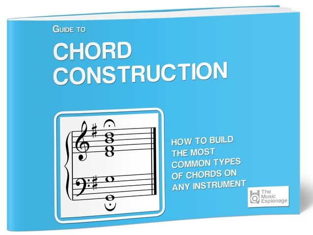 Guide to Chord Construction-RESOURCE-A4
