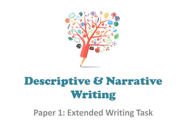 English Language Paper 1 (AQA) - Narrative and Descriptive Writing - Scheme of Work