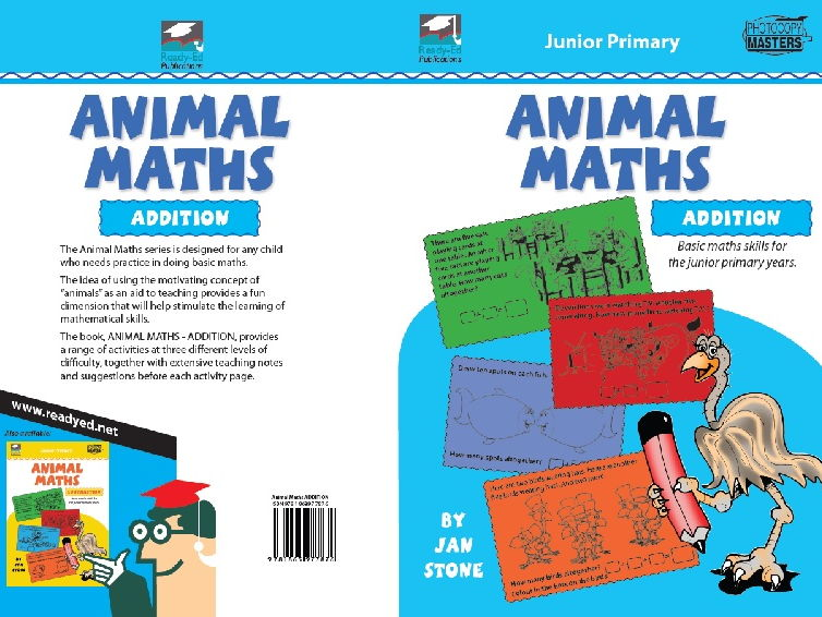 Animal Maths - Addition