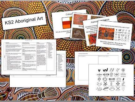 Aboriginal Art - KS2