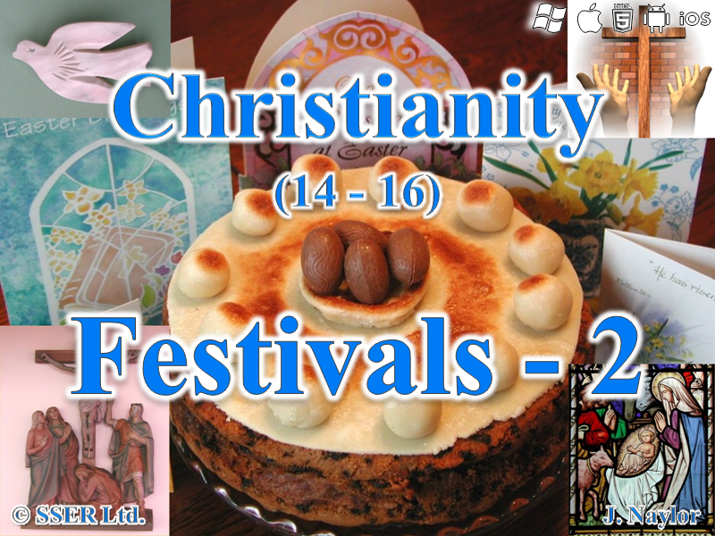 Christianity - Festivals 2 (2 of 2)
