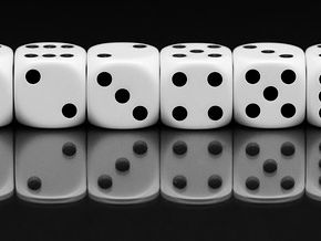 Learn the averages with dice