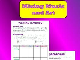 Art and Music Unit