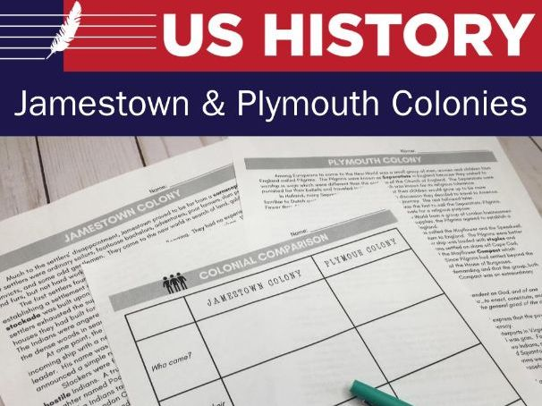 Jamestown vs Plymouth Colony Compare and Contrast