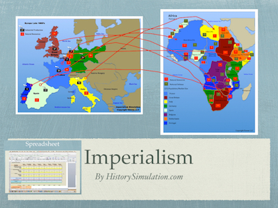 European Imperialism In Asia and Africa Simulation Activity