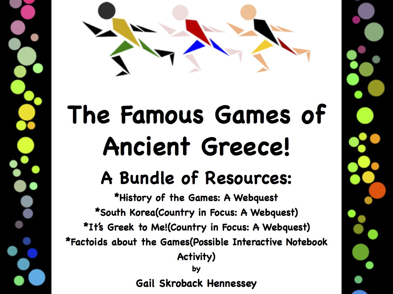 The Famous Games of Ancient Greece: A Bundle