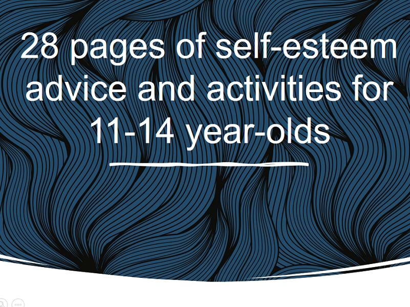 ELSA KS2/3 self-esteem intervention book