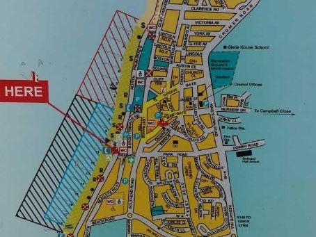 Hunstanton Clone Town Survey (Virtual Fieldwork)
