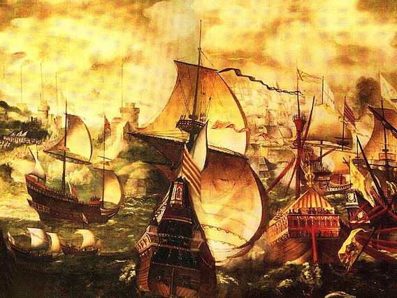 What were the reasons for the failure of the Spanish Armada?