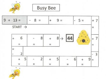 KS1 Addition and Subtraction
