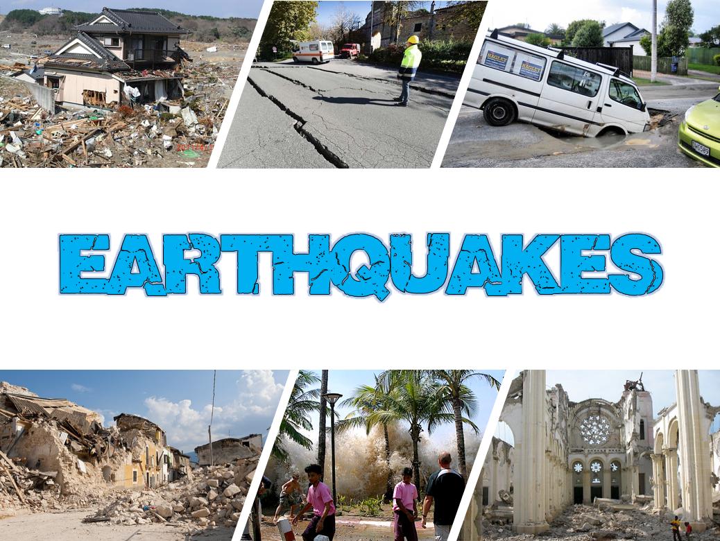 Earthquakes - KS2 unit