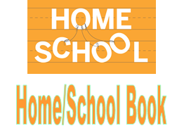 Home School Book Pages - designed to fit A5 ringbinder