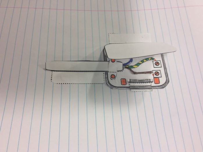 Foldable how to wire a  3 pin plug with student sheet and charge/current calculations with answers