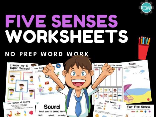 Theme-Based Learning: FIVE SENSES