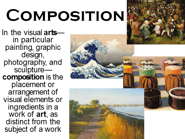 Composition in Expressive Art