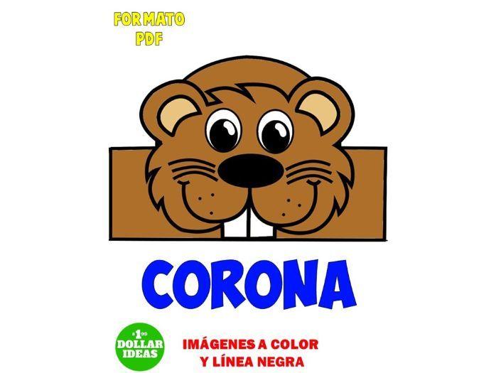 GROUNDHOG DAY ACTIVITIES   DÍA DE LA MARMOTA   CORONA