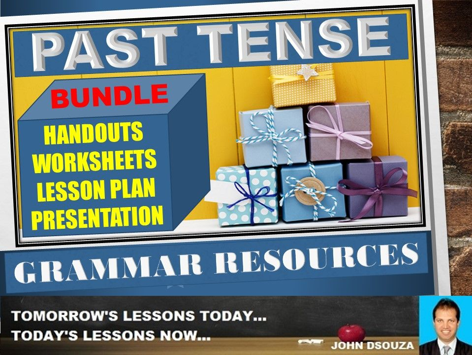 PAST TENSE: BUNDLE
