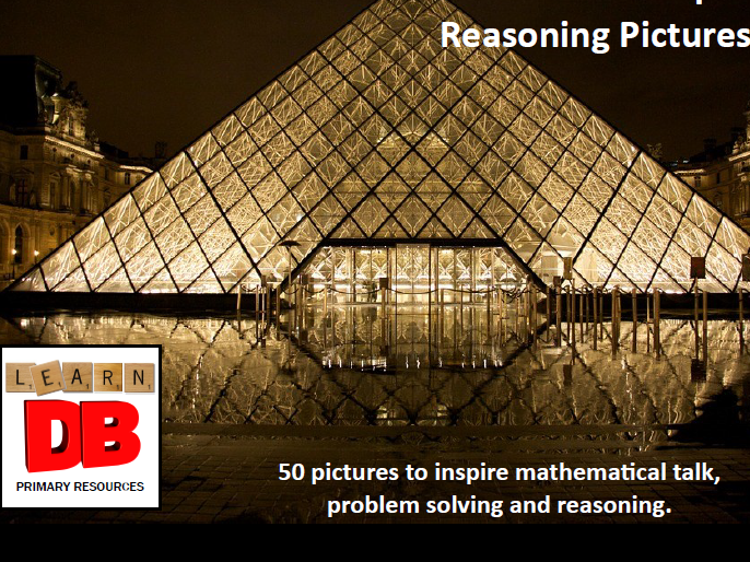 Talk for Maths Reasoning and Problem Solving Pictures Bundle
