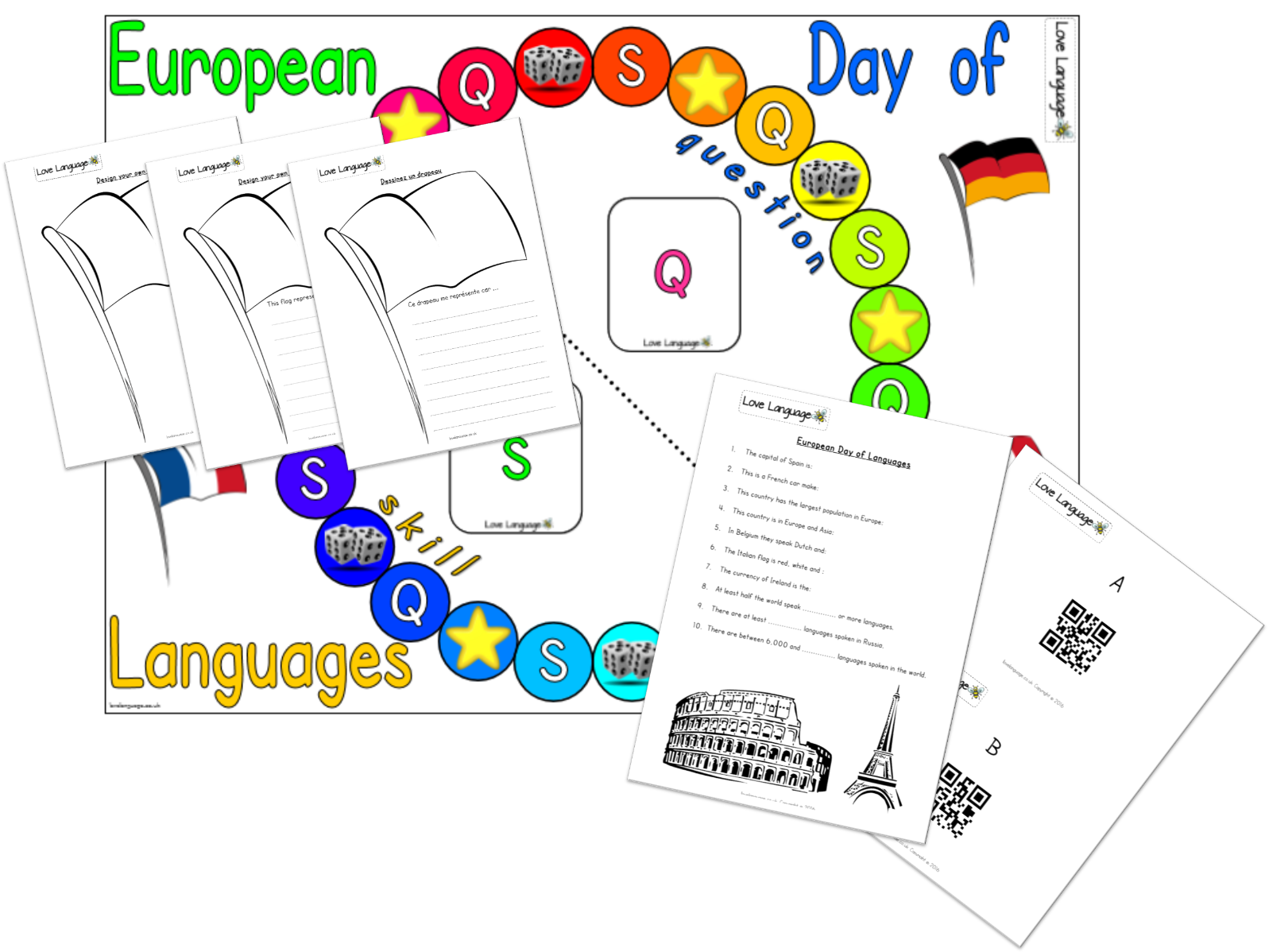 European Day of Languages Bundle