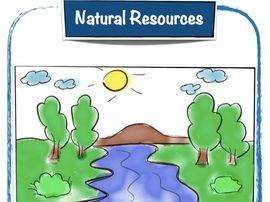 Natural Resources - Renewable & Non-Renewable