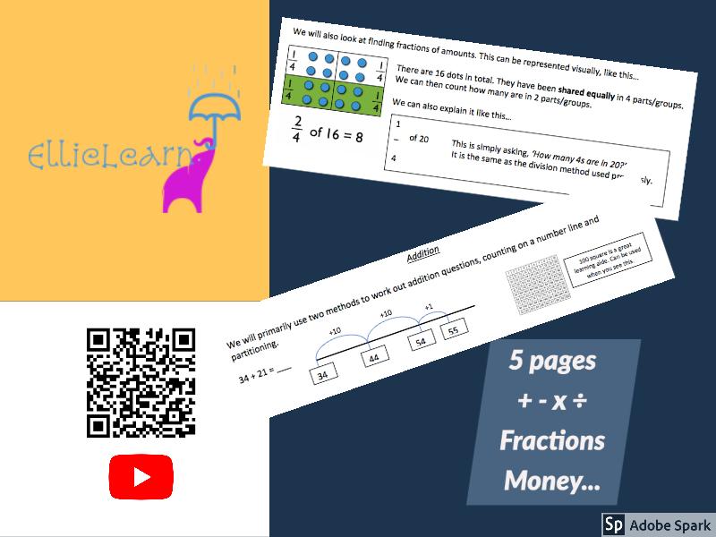 Calculation Strategies Y2 Maths