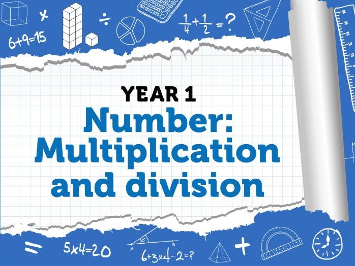 Year 1 Number: Multiplication and Division - Week 3 Summer Term ...