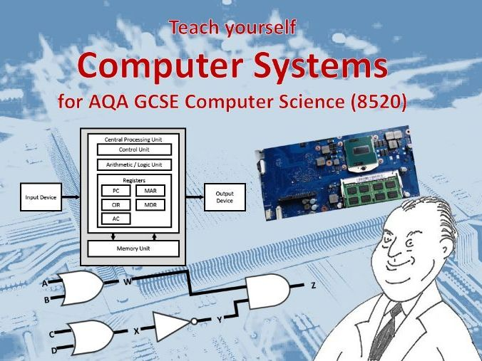 Computer Science: Computer Systems (CPU & Systems Architecture)  AQA (9-1) GCSE revision & practice